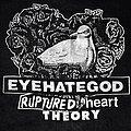 Eyehategod - TShirt or Longsleeve - EYEHATEGOD 1994 Deadstock Ruptured Heart Theory Shirt