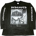 Behemoth 1996 Official Grom Longsleeve Shirt