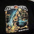 Helloween 'Better Than Raw' hoodie.