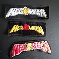 Helloween - Patch - More Helloween patches.