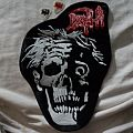 Death - Patch - Death embroidered backpatch.