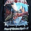 Helloween shirt.