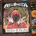 Helloween - Patch - Vintage & not so vintage Helloween patches.