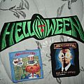 Helloween - Patch - Helloween patches.