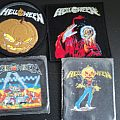 Helloween - Patch - Newest Helloween patches and brassart.