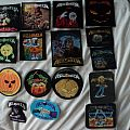 Helloween - Patch - Helloween patch collection.