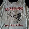 Blasphemy - TShirt or Longsleeve - Blasphemy - Fallen Angel Of Doom....
