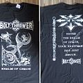 Bolt thrower official shirt realm of chaos