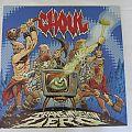 Ghoul Transmission Zero vinyl
