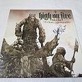 High on Fire Death is this Communion LP Signed