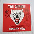 The Shrine Primitive Blast Vinyl signed
