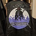 In Solitude S/T leather vest Battle Jacket