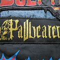 Pallbearer patch