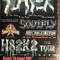 Slayer 2002 flyer Other Collectable