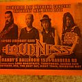 Loudness Texas flyer Other Collectable