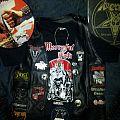 Battle Jacket - Leather Biker Vest