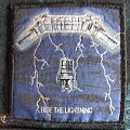 Patch - Metallica: Ride the Lightning Woven Patch
