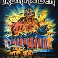 Iron Maiden Books of Souls Tour Shirts