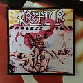 Kreator: Endless Pain Woven Patch