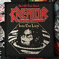 Kreator: Out of the Dark...Into the Light Woven Patch