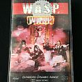 W.A.S.P. Self Titled Album Original Cassette Tape / Vinyl / CD / Recording etc