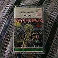 Iron Maiden: Killers Cassette Tape / Vinyl / CD / Recording etc