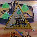 Manilla Road: Crystal Logic Triangle Patch