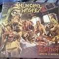 Municipal Waste: The Fatal Feast(Waste in Space) Vinyl
