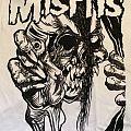 Misfits: Pushead White Shirt