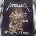 Patch - Metallica: Harvester of Sorrow Woven Patch