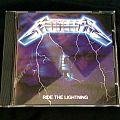 Metallica: Ride the Lightning CD Tape / Vinyl / CD / Recording etc