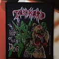 Tankard: Hair of the Dog Woven Patch