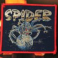 Spider - Patch - Spider: Rock N Roll Gypsy Patch