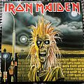 Iron Maiden: Self Titled Album Tape / Vinyl / CD / Recording etc