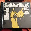 Black Sabbath: Vol.4 CD Tape / Vinyl / CD / Recording etc