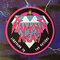 Diamond Head: Lightning to the Nations Woven Patch