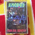 Exodus: Fabulous Disaster Cassette Tape / Vinyl / CD / Recording etc