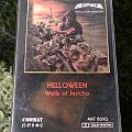Helloween: Walls of Jericho Cassette Tape / Vinyl / CD / Recording etc