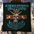 Testament: Disciples of the Watch Woven Patch