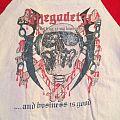 Megadeth: Killing is My Business Baseball Shirt