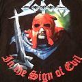Sodom - TShirt or Longsleeve - Sodom: In the Sign of Evil Shirt