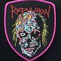 Repulsion: Horrified Woven Patch