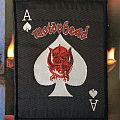Motorhead: Ace of Spades Woven Patch