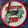 Exciter: Violence and Force Patch