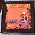 Patch - Megadeth: Peace Sells...But Who's Buying? Patch