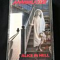 Annihilator: Alice in Hell Cassette Tape / Vinyl / CD / Recording etc