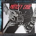 Patch - Motley Crue: Too Fast For Love Woven Patch