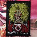 Twisted Sister Dee Snider Patch