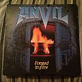 Anvil: Forged in Fire Vinyl Tape / Vinyl / CD / Recording etc