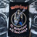 Motörhead: Lemmy Woven Patch